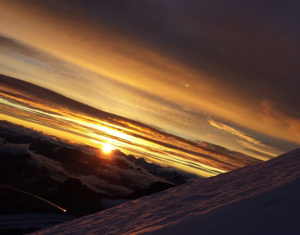 Sonnenaufgang 06.15