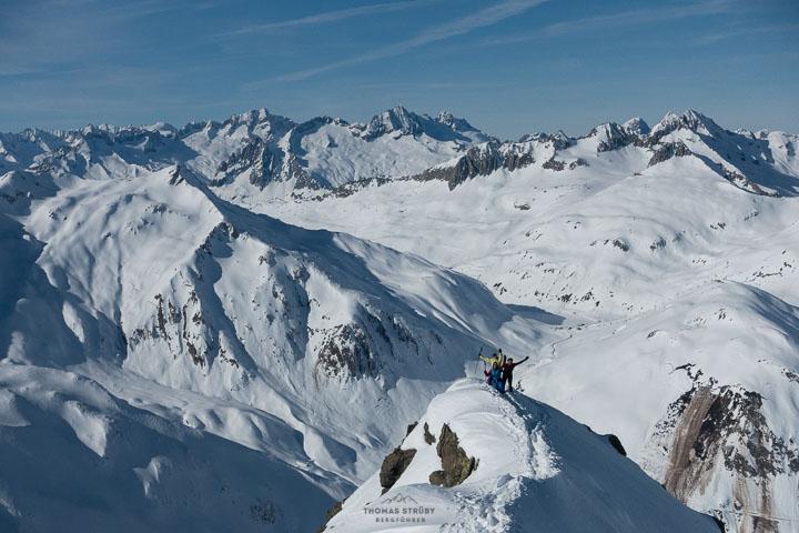 Skitourenwoche Rueras Kat. 1 2018 (2 von 11)
