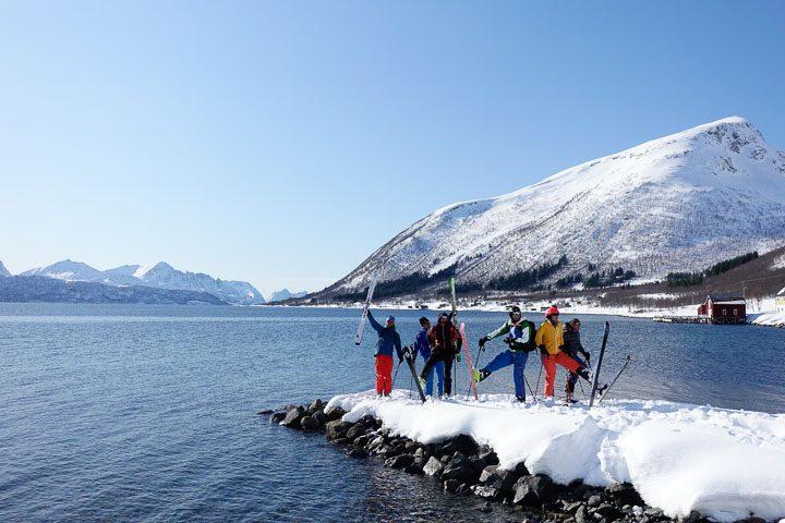 Skitourenreise Norwegen 2018 (14 von 15)